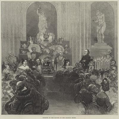 Banquet of the Mayors at the Mansion House