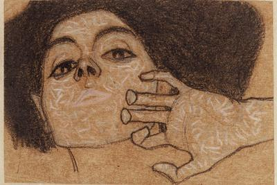 Head of a Woman, C.1907-8