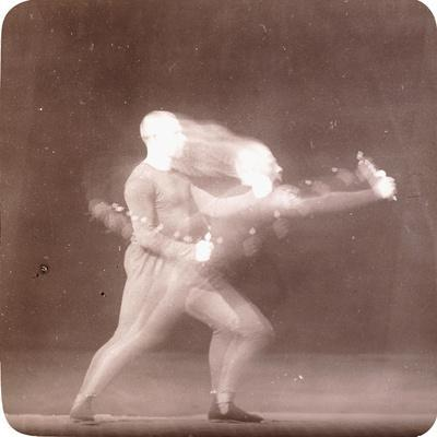 Chronophotograph of Movements of a Boxer, C.1890