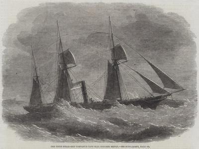 The Union Steam-Ship Company's Cape Mail Steamer Briton