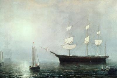 Ship Starlight, C.1860