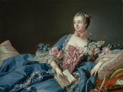Madame De Pompadour, C.1758
