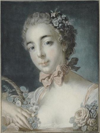 Head of Flora, 1769