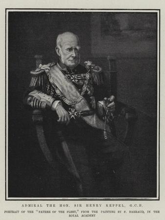 Admiral the Honourable Sir Henry Keppel