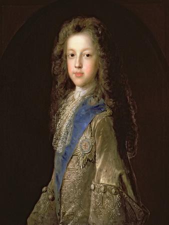 Prince James Francis Edward Stewart (1688-1766) as a Boy, 1701