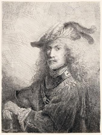 Portrait of an Officer, 1642