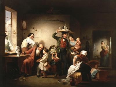 The Image Pedlar, C.1844