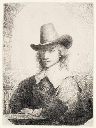 Man in High Hat, C.1645-50
