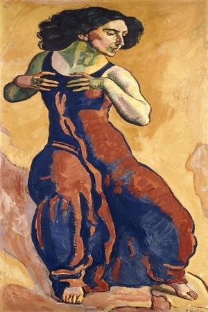 Woman in Ecstasy, 1911