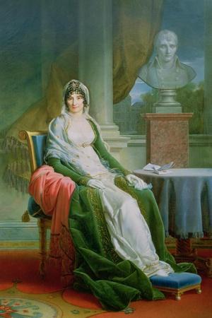 Madame Mere, Maria Letizia Ramolino Bonaparte, C.1800-04