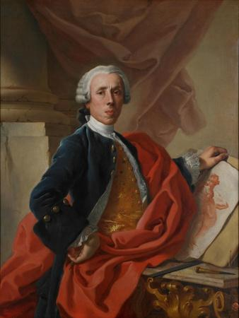 Self Portrait, C.1740