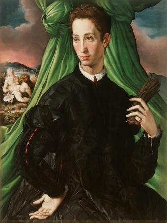 Portrait of a Florentine Nobleman, 1546-48