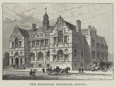 The Stockport Technical School