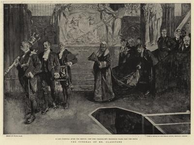 The Funeral of Mr Gladstone