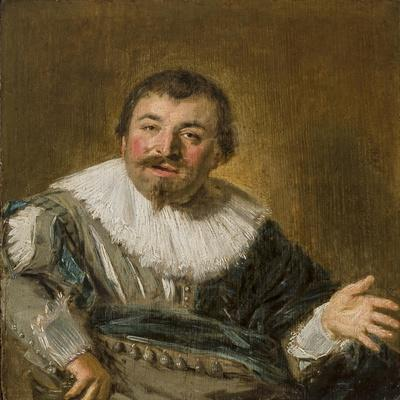 Portrait of Isaac Abrahamsz. Massa, C.1635