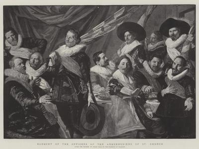 Banquet of the Officers of the Arquebusiers of St George