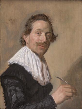 Portrait of Jean De La Chambre at the Age of 33, 1638