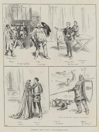 Shakspere's Henry IV, Part I at the Haymarket Theatre