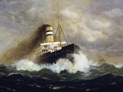 Potsdam Passenger Ship