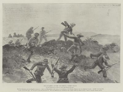 New Zealanders at Work with General French's Column