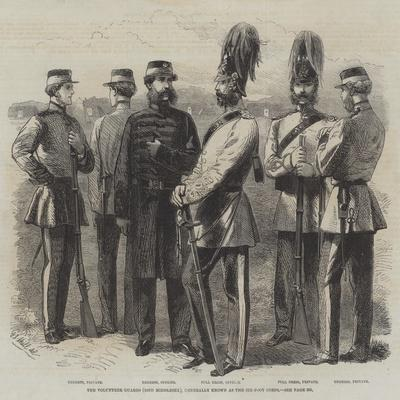 The Volunteer Guards (32nd Middlesex), Generally known as the Six-Foot Corps