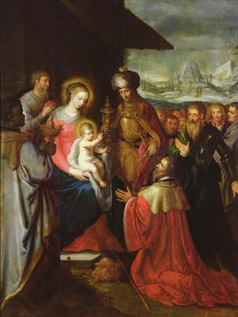 The Adoration of the Magi, C.1620