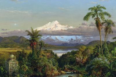 Cayambe, 1858