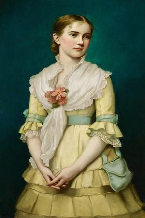 Portrait of a Young Girl, 1881