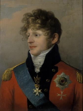 Duke August of Sachsen-Gotha-Altenburg, 1807