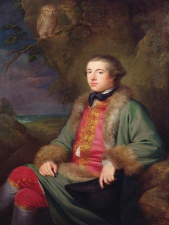 James Boswell, 1765