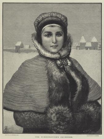 The Burgomaster's Daughter