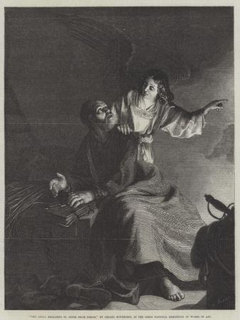 The Angel, Releasing St Peter from Prison