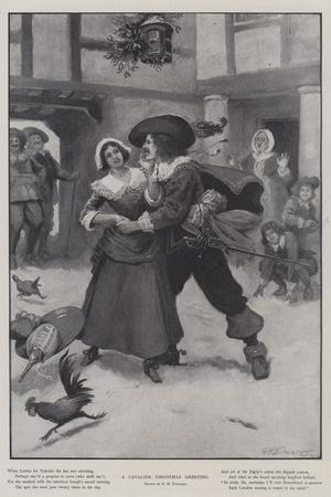 A Cavalier Christmas Greeting