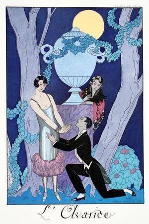 L'Avarice, 1924