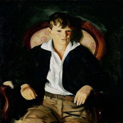 Portrait of a Boy, 1921
