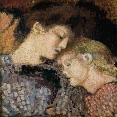 Woman and Child (Madame Georges Lemmen and Lise), 1907