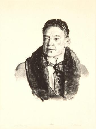 Portrait of Robert Aitken, 1921