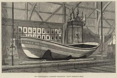 The International Fisheries Exhibition, Grace Darling's Boat