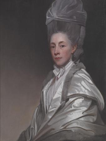 Portrait of Jane Dawkes Robinson, C.1778