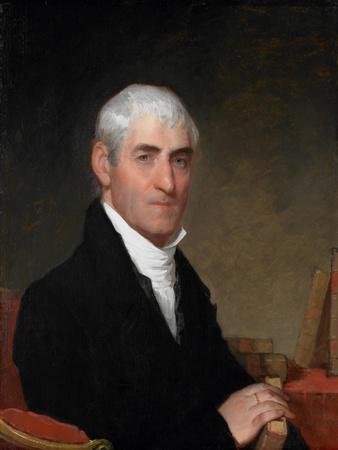 Portrait of Judge Daniel Cony of Maine, C.1815
