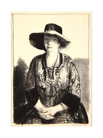The Black Hat, 1921