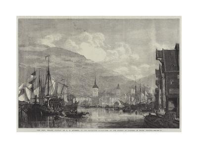 The Port, Bergen, Norway
