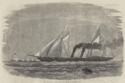 Her Majesty's Gun-Boat, Flying-Fish