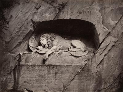 The Lion, Lucerne, Switzerland