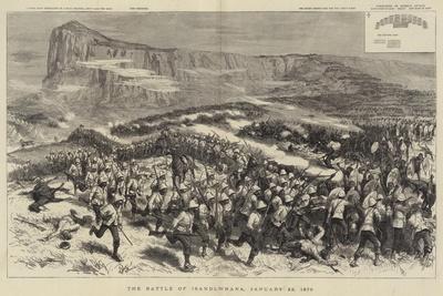 The Battle of Isandlwhana, 22 January 1879