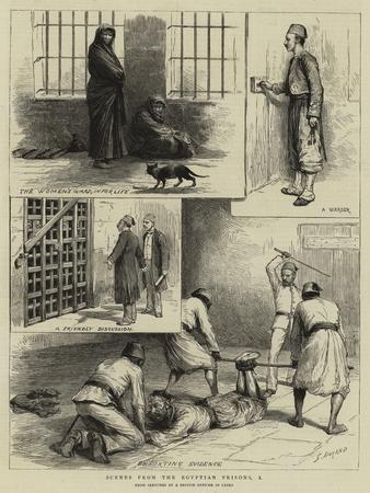 Scenes from the Egyptian Prisones, I