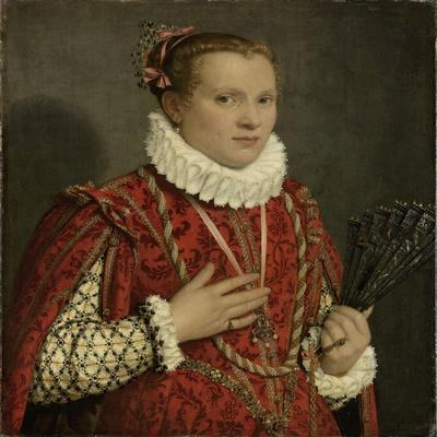 Portrait of a Young Woman, 1560-78
