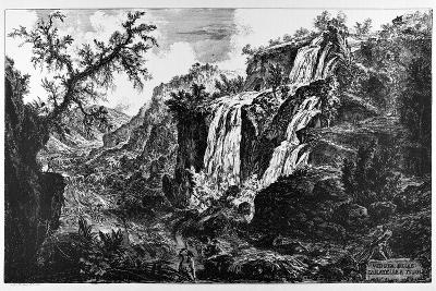 Tivoli, Waterfalls, C.1747-78