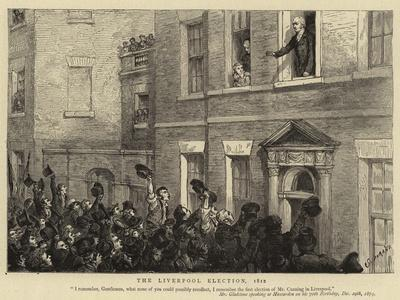 The Liverpool Election, 1812