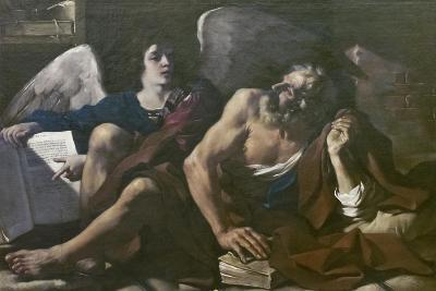 St Matthew and the Angel, 1621-23
